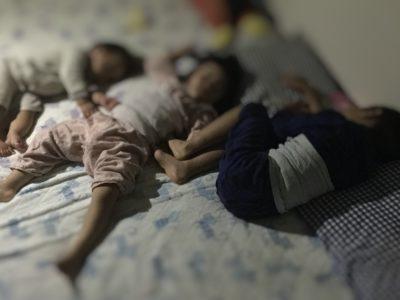 4歳児睡眠