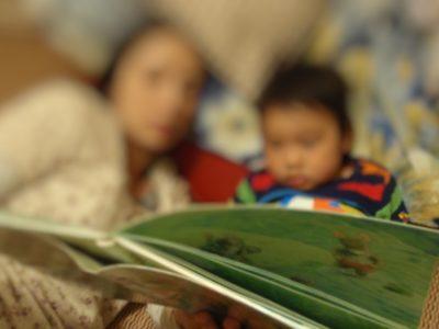息子3歳に14ひきシリーズ読み聞かせ