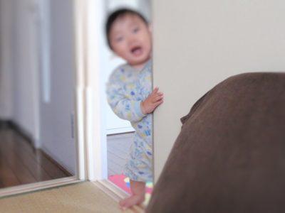 10ヶ月歩く赤ちゃん