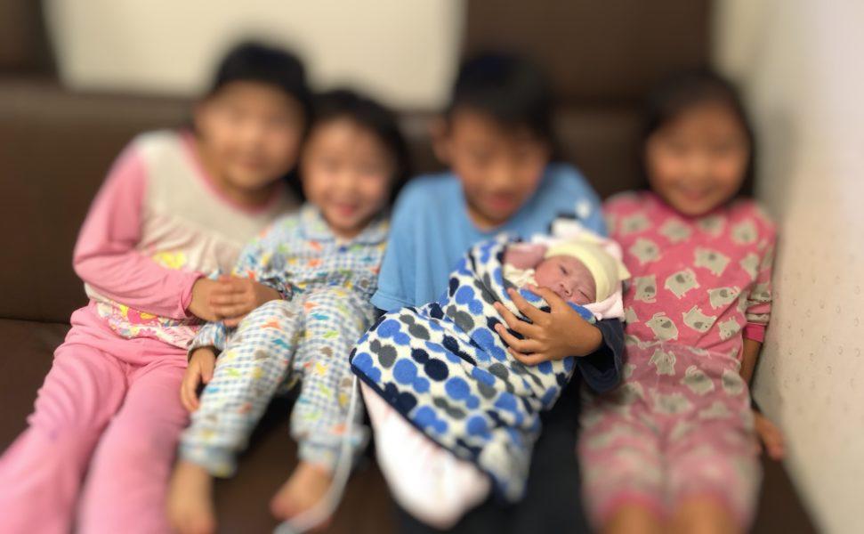 乳腺炎になりやすい新生児期の赤ちゃん