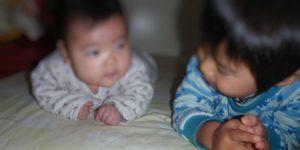 3ヶ月赤ちゃん